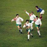 Националният отбор на България 1993
