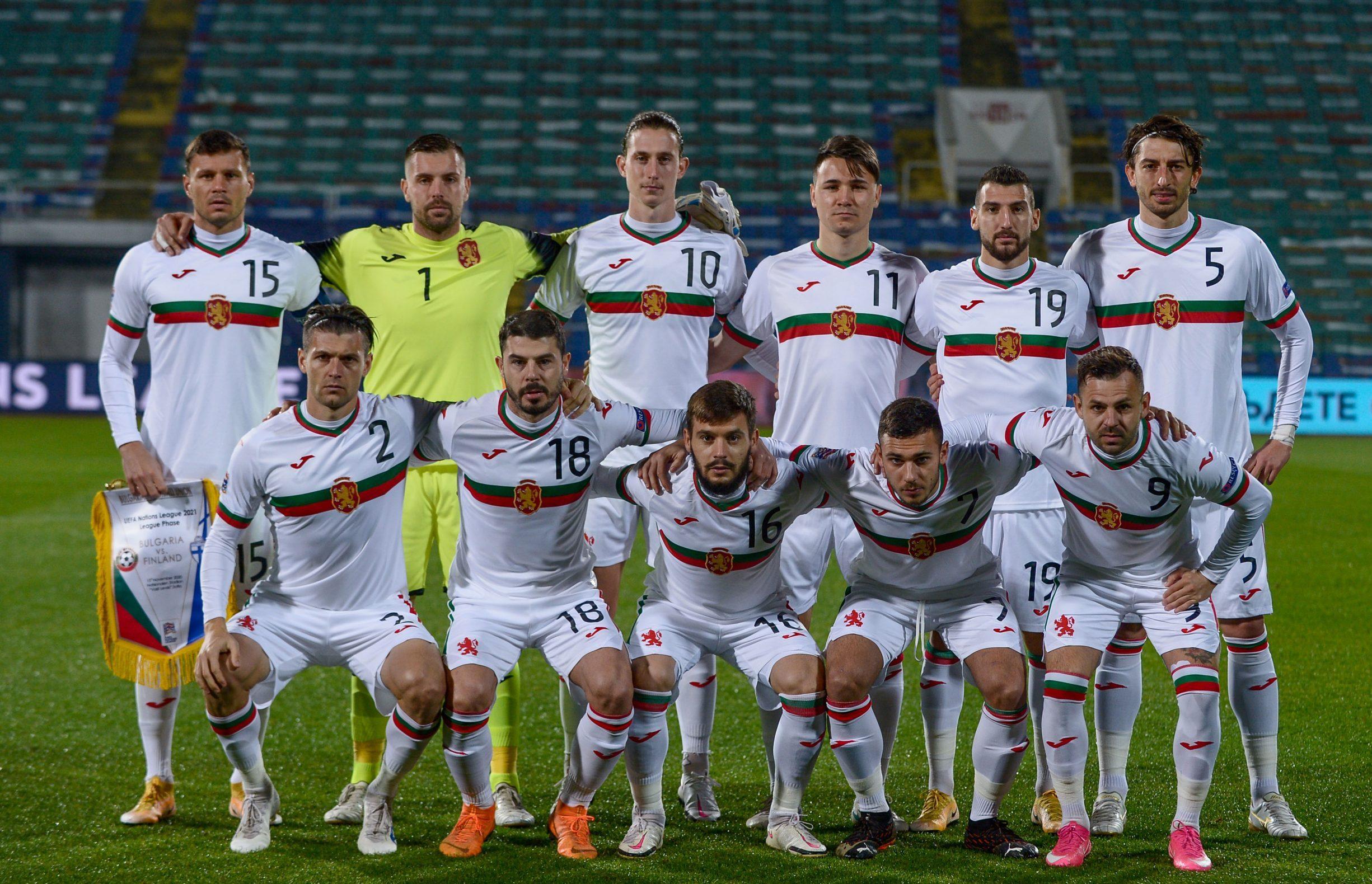 Футбол България
