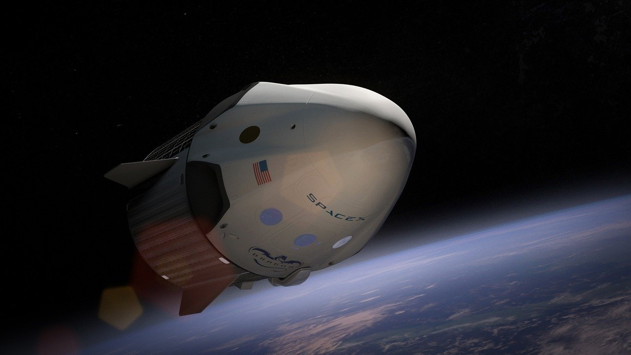 spacex сателит