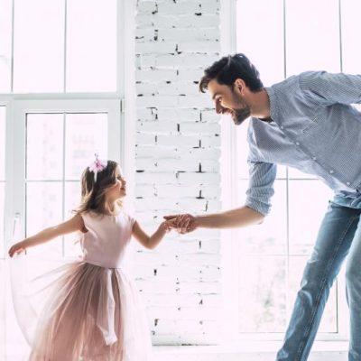 баща и дъщеря