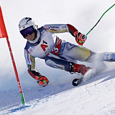 Скиор на AUDI FIS
