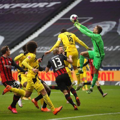 Айнтрахт Франкфурт срещу Борусия Дортмунд