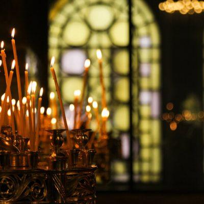 Запалени свещи