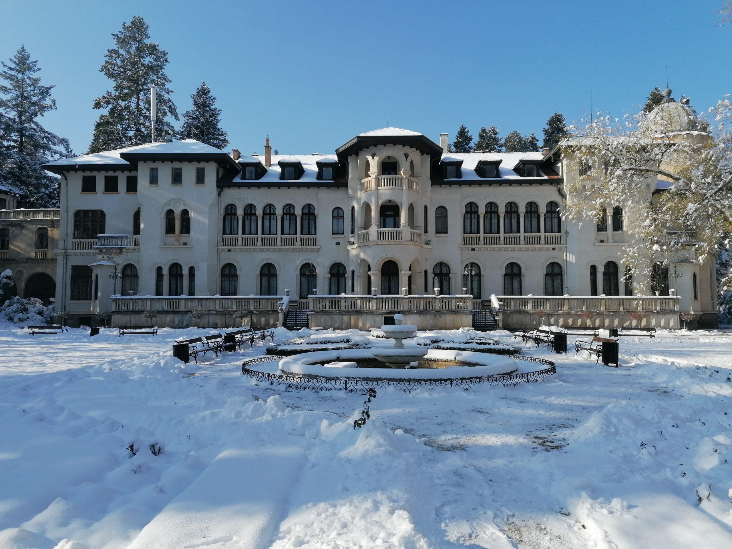 Варна през зимата