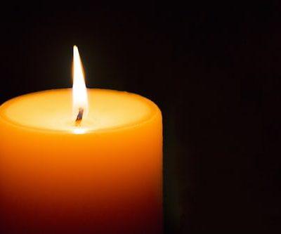 Запалена свещ