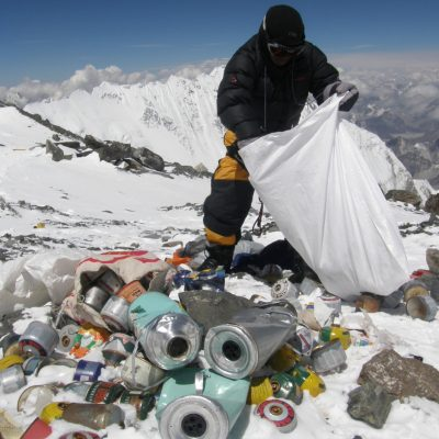 боклуци на еверест