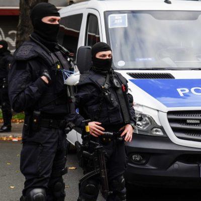 Полция в Германия