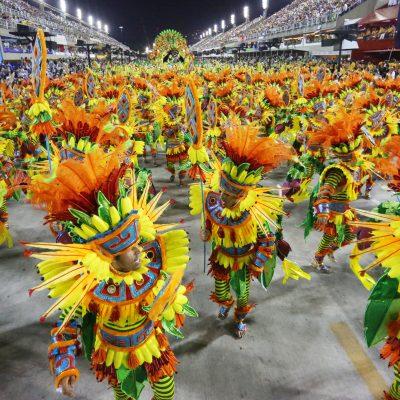 рио карнавал