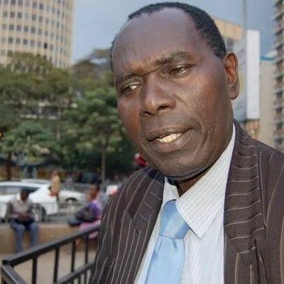 Кенийски адвокат
