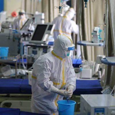 Болница в Китай