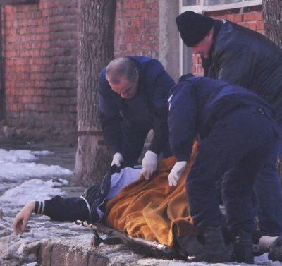 Прострелян мъж в Пловдив