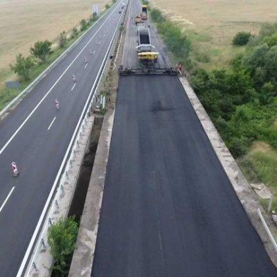 Ремонт на магистрала Тракия