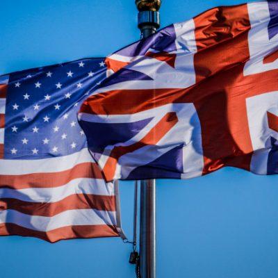 САЩ и Англия
