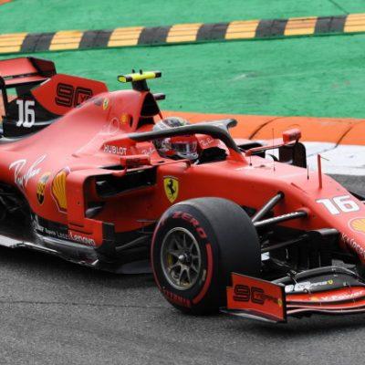 Нов пилот на Ферари