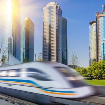 високоскоростен влак