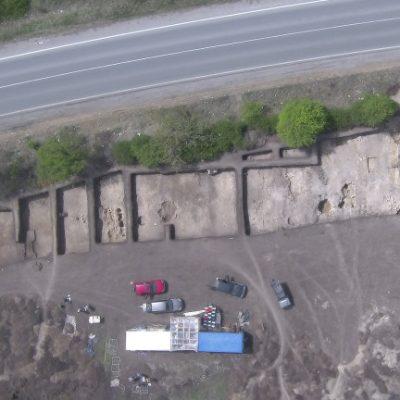 Разкопки през 2021