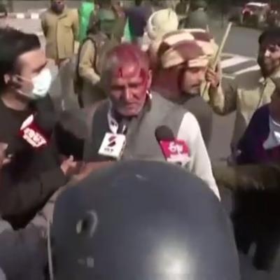 Протести в Индия