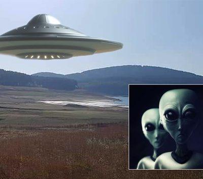 ЦРУ за извънземните