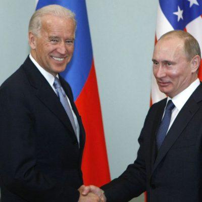 Путин и Байдън