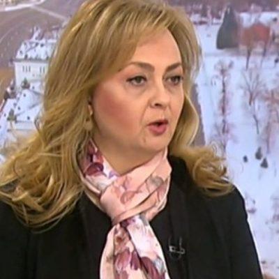 Полина Карастоянова от Националния борд по туризъм
