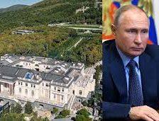 Дворец Путин