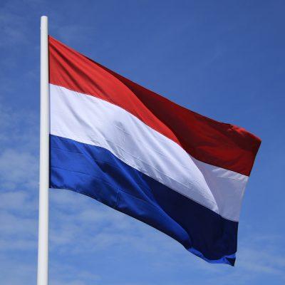 Флаг на нидерландия