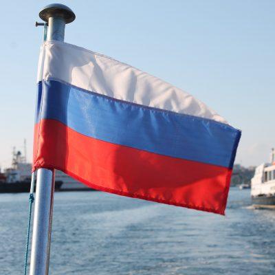 Флаг на Русия
