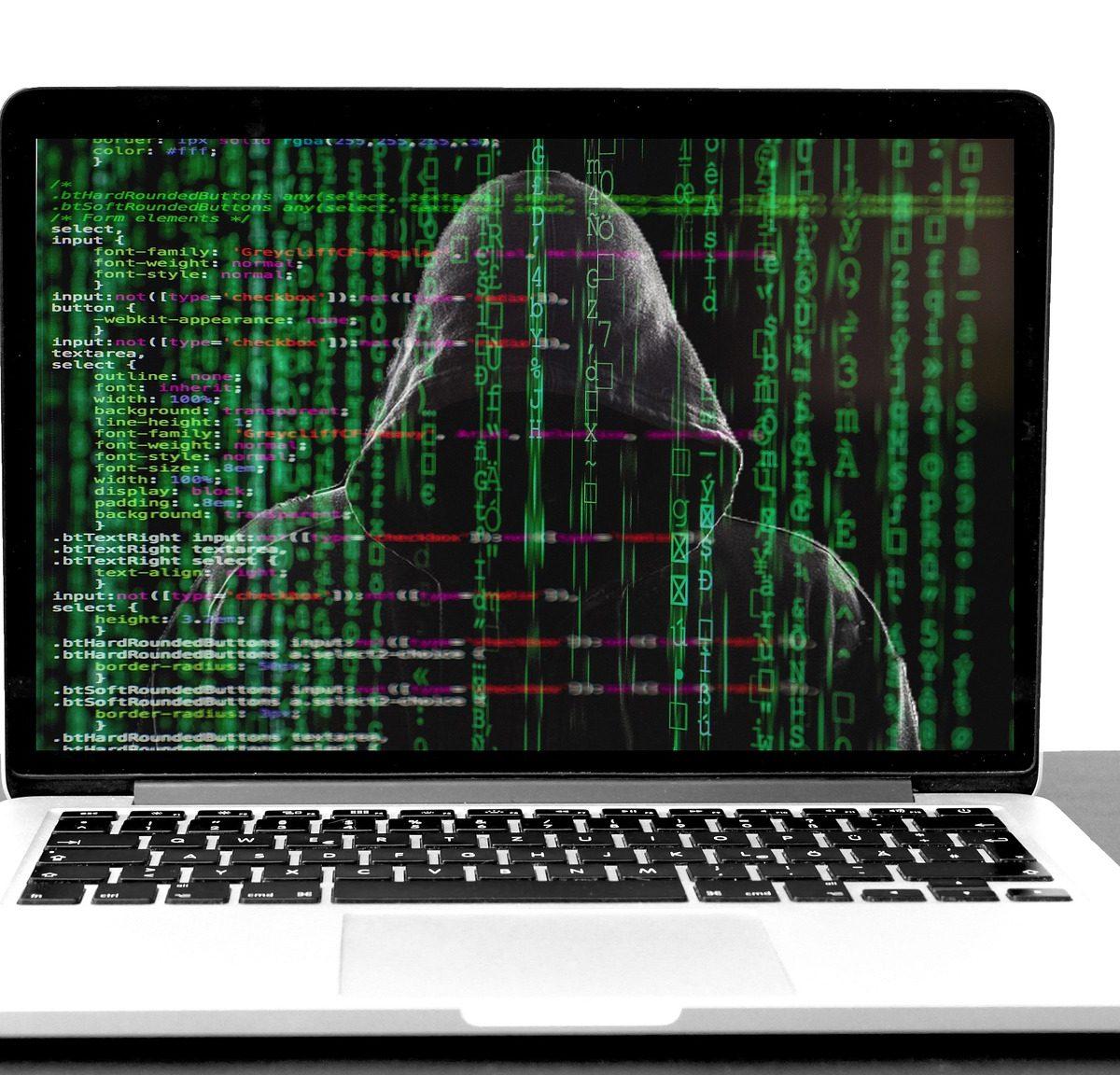 хакер онлайн измама кибер атака