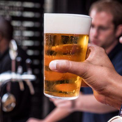 Чаша бира