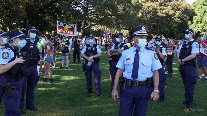 Протест в австралия