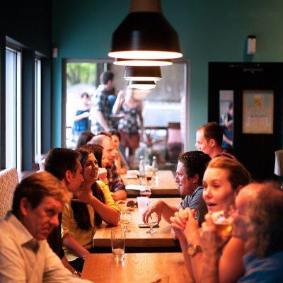 Ресторант във Франция
