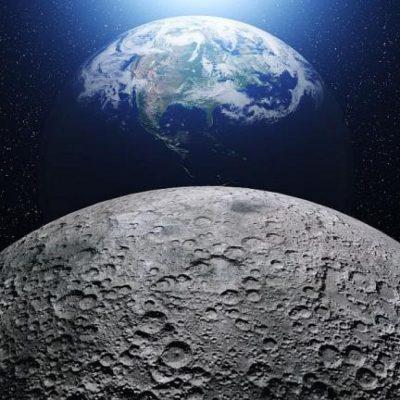 Земята и Луната