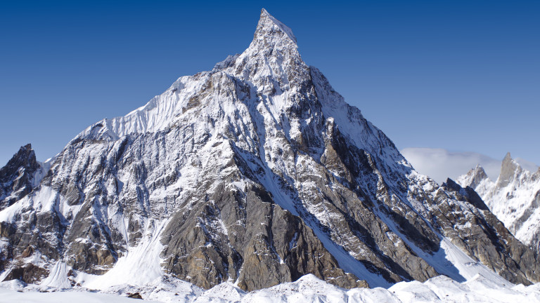 K2 the 2nd highest peak on the earth