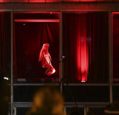 Червените фенери в Холандия