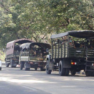 Армията в Мианма