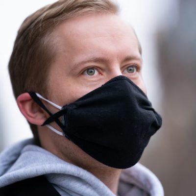 двойна маска
