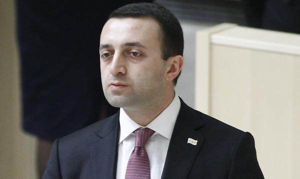 Премиерът на Грузия снимка