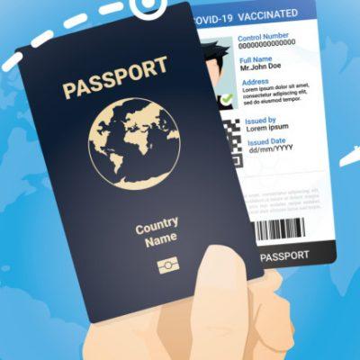 Паспорт ваксина