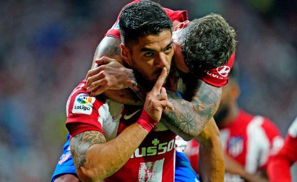 Източник: Sergio Ruiz / Pressinphoto / Icon Sport